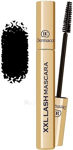 Dermacol XXL Lash Mascara 01 Cosmetic 12ml Paveikslėlis 1 iš 1 250871100144