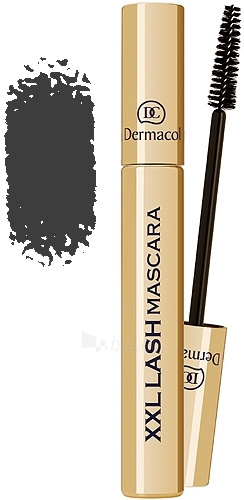 Dermacol XXL Lash Mascara 02 Cosmetic 12ml Paveikslėlis 1 iš 1 250871100145