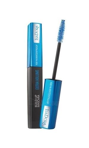 IsaDora Mascara Build Up Extra Volume Waterproof Cosmetic 12ml Paveikslėlis 1 iš 1 250871100431