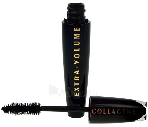 Tušas akims L´Oreal Paris Extra Volume Collagene Mascara Brown Cosmetic 9ml Paveikslėlis 1 iš 1 250871100404
