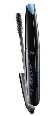Tušas akims L´Oreal Paris Mascara Cil Architecte Carbon Waterproof Black Cosmetic 7ml Paveikslėlis 1 iš 1 250871100252