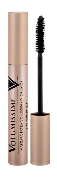 Tušas akims L´Oreal Paris Mascara Volumissime Extra Volume Black Cosmetic 7,5ml Paveikslėlis 1 iš 1 250871100263