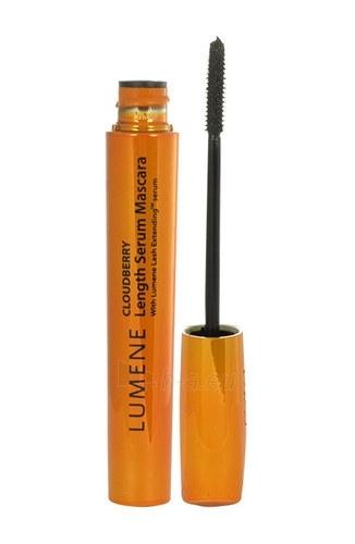 Lumene Cloudberry Length Serum Mascara Cosmetic 7ml 01 Rich Black Paveikslėlis 1 iš 1 250871100881