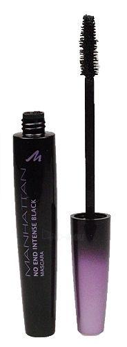 Manhattan Mascara No End Intense Black Cosmetic 8ml Paveikslėlis 1 iš 1 250871100268