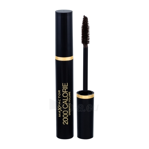 Tušas akims Max Factor 2000 Calorie Dramatic Volume Mascara Cosmetic 9ml Black Brown Paveikslėlis 1 iš 1 250871100819