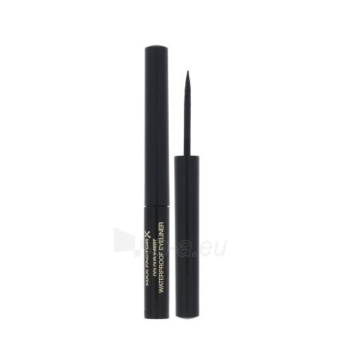 Max Factor Colour X-pert Waterproof Eyeliner 5g 01 Deep Black Paveikslėlis 1 iš 1 250871100401