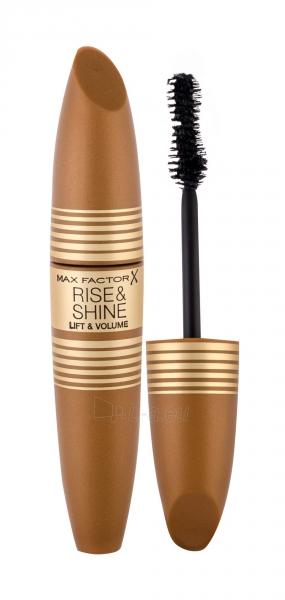 Tušas akims Max Factor Rise & Shine 000 Intense Black Mascara 12ml Paveikslėlis 1 iš 2 310820193698