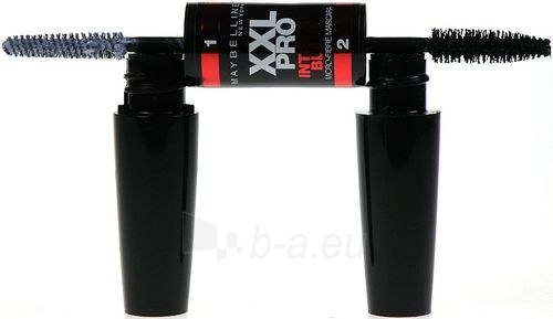 Maybelline Mascara XXL Pro Intense Black Cosmetic 10ml Paveikslėlis 1 iš 1 250871100309