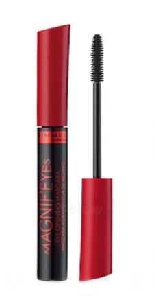 Rimmel London Magnif Eyes Mascara Cosmetic 8ml Extreme Black Paveikslėlis 1 iš 1 250871100396