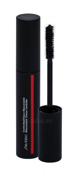 Tušas akims Shiseido ControlledChaos MascaraInk 01 Black Pulse Mascara 11,5ml Paveikslėlis 2 iš 2 310820193695
