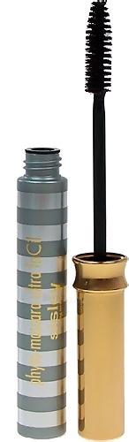 Tušas akims Sisley Phyto Mascara Ultra Facil 1 Black Cosmetic 7,5g Paveikslėlis 1 iš 1 250871100338