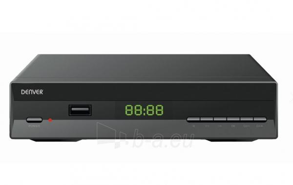 Tv imtuvas Denver DTB-134 Paveikslėlis 1 iš 2 310820210280