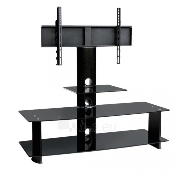TV laikiklis ART BOARD+HOLDER TO TV LCD/LED/PLAZMA 30-50 60KG S-01B black Paveikslėlis 1 iš 2 310820045026