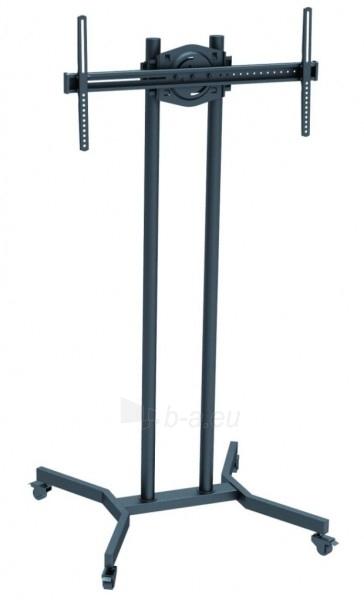 TV laikiklis Bundle REFLECTA TV Stand 55P black Paveikslėlis 1 iš 1 310820215302