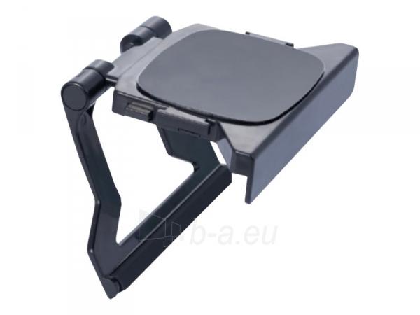 TV laikiklis ERGOFOUNT TV Clip mount holder for media Paveikslėlis 1 iš 1 310820215308