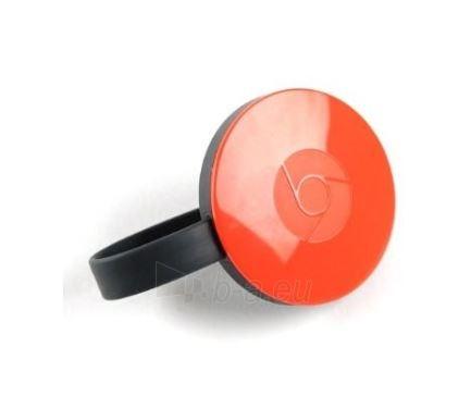 TV modulis Google Chromecast 2 red Paveikslėlis 2 iš 4 310820153026
