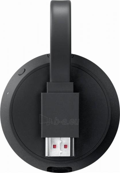 TV modulis Google Chromecast Ultra black Paveikslėlis 3 iš 8 310820152787