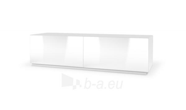 TV spintelė LIVO RTV-160S balta Paveikslėlis 2 iš 3 310820194654