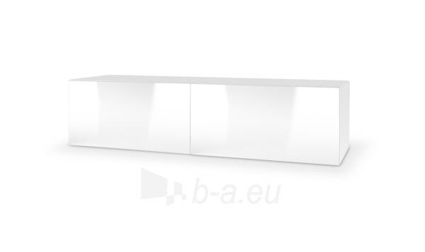 TV spintelė LIVO RTV-160W balta Paveikslėlis 2 iš 3 310820194656