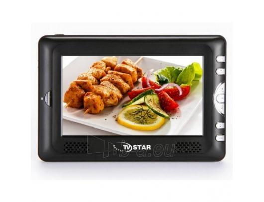 TV STAR T7 HD 7 (17,5 cm) LCD televizorius Paveikslėlis 1 iš 4 310820038542