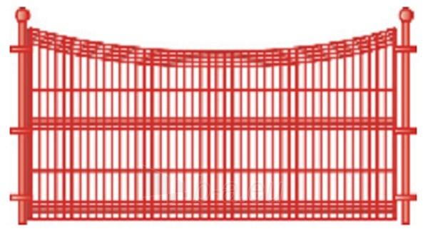 Panel galvanized B 50x200x4x900x2500 painted Paveikslėlis 1 iš 2 239360000066