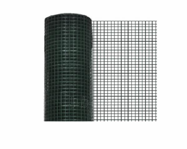 Tvoros tinklas, virintas žalias 25mmx25mmx5mx1,0m (2,2mm) Paveikslėlis 1 iš 1 310820075917
