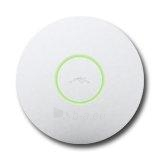 UAP-LR -Access Point, UniFi AP Long Range, Link 50% Further Than The Base Model UAP with UAP-LR, 802.11n MIMO Paveikslėlis 1 iš 4 250257600756