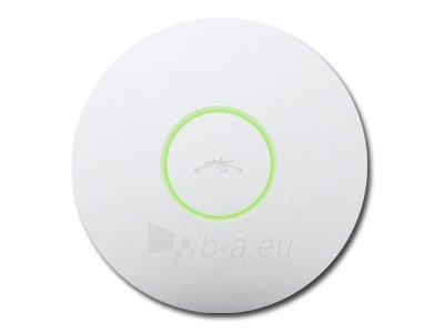 UAP-LR -Access Point, UniFi AP Long Range, Link 50% Further Than The Base Model UAP with UAP-LR, 802.11n MIMO Paveikslėlis 2 iš 4 250257600756