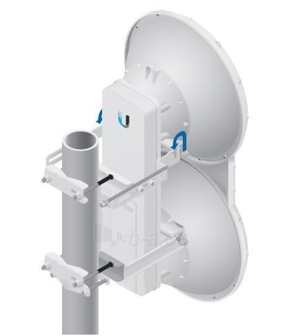 Ubiquiti airFiber 5U 5.7 - 6.2GHz Point-to-Point 1+Gbps Radio Paveikslėlis 4 iš 4 310820009147