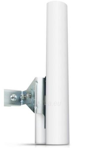 Ubiquiti AM-5G17 5GHz AirMax 2x2 MIMO Basestation Sector Antenna 17dBi, 90deg Paveikslėlis 1 iš 2 250257100640