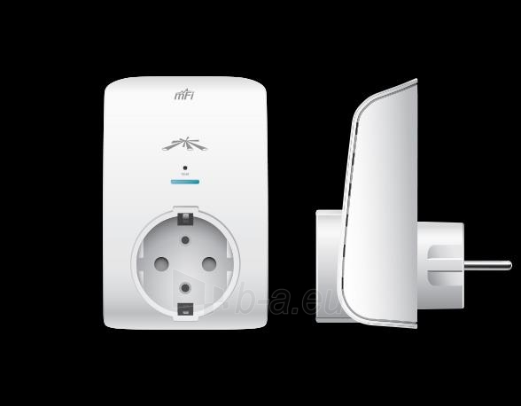 Ubiquiti mFI mPower MINI Network Power Outlet, 1-Port Paveikslėlis 2 iš 2 250257100507