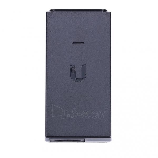 Ubiquiti PoE-24G Passive PoE Adapter EU, 24V 0.5A, ESD prot, 12W, Gigagbit Eth. Paveikslėlis 2 iš 4 250257100579