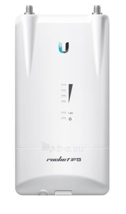 Ubiquiti Rocket AC Lite 5GHz Hi-Power 802.11AC AirMax PtP BaseStation, 27dBm Paveikslėlis 1 iš 1 250257100526