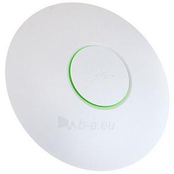 Ubiquiti UniFi Access Point 2.4 GHz, 802.11b/g/n, 300 Mbps, 20 dBm Paveikslėlis 1 iš 4 250257100534