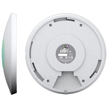 Ubiquiti UniFi Access Point 2.4 GHz, 802.11b/g/n, 300 Mbps, 20 dBm Paveikslėlis 3 iš 4 250257100534