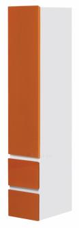 Ūkinė spintelė EUMAR EEU26-RA, oranžinė Paveikslėlis 1 iš 1 250401000258