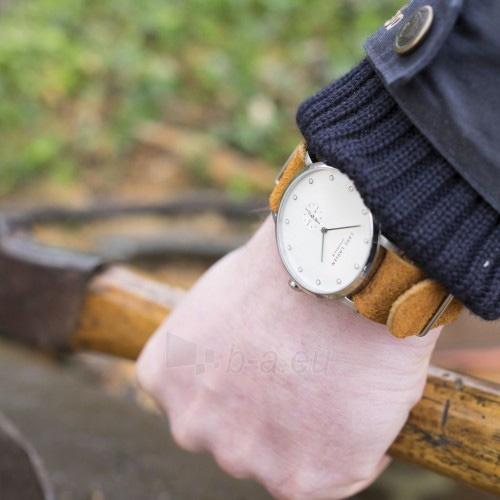Unisex laikrodis Lars Larsen LW32 Tristan Steel 132SWCZ Paveikslėlis 5 iš 5 310820110684