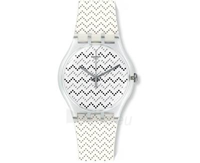 Unisex laikrodis Swatch Wavey Dots SUOK118 Paveikslėlis 1 iš 1 310820109675