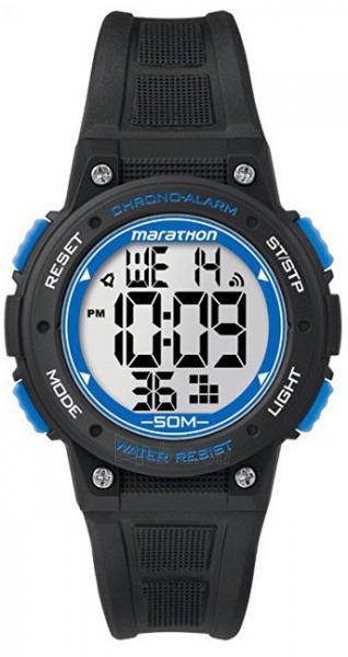 Unisex laikrodis Timex Marathon Digital TW5K84800 Paveikslėlis 1 iš 2 310820116334