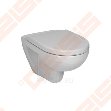 """Toilet """"Lyra Plus"""" withspended Paveikslėlis 1 iš 2 270713000338"""