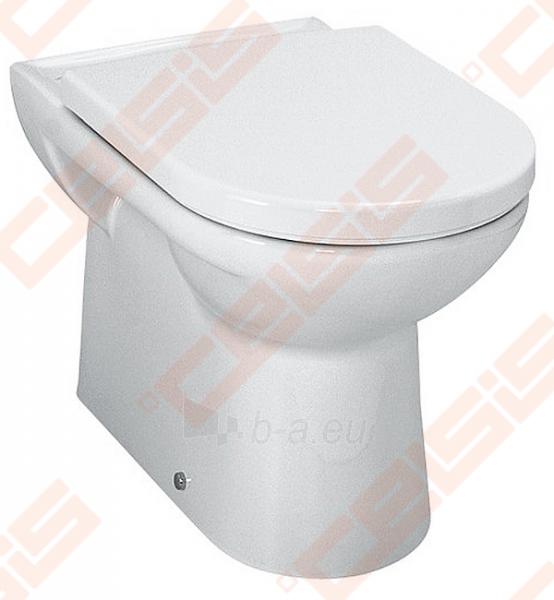 "Toilet ""Pro"", actable, withaut tank, right runoff Paveikslėlis 1 iš 2 270713000350"