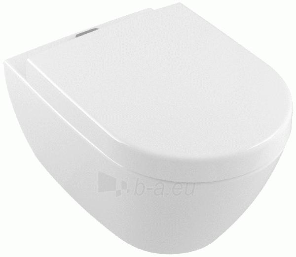 Toilet Subway 2.0 ViFresh ir SoftClose cover Paveikslėlis 1 iš 6 310820239151