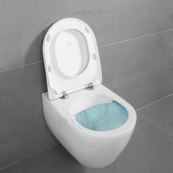 Toilet Subway 2.0 ViFresh ir SoftClose cover Paveikslėlis 6 iš 6 310820239151