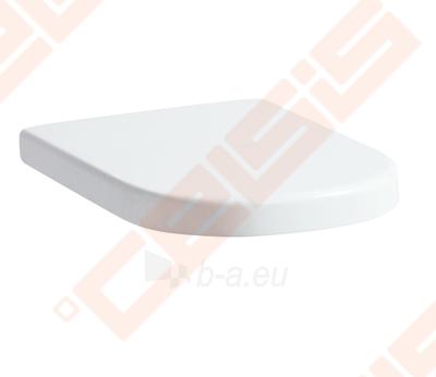 Unitazo dangtis LAUFEN LB3 Modern su Soft close mechanizmu lėtam užsidarymui Paveikslėlis 1 iš 1 270713001135