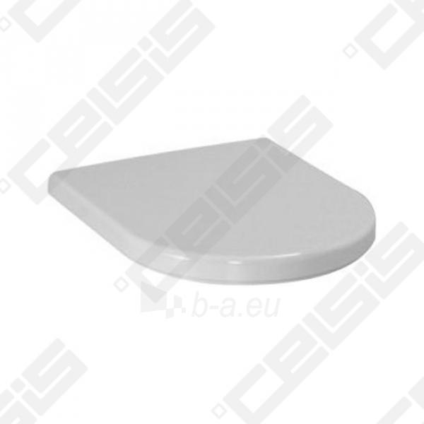 Unitazo dangtis LAUFEN Pro New Special su Soft close mechanizmu lėtam užsidarymui Paveikslėlis 1 iš 1 270713001139