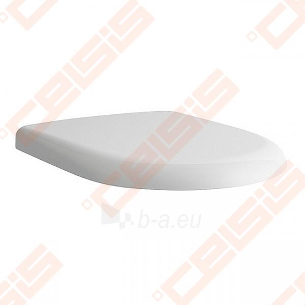 Unitazo dangtis LAUFEN Pro New su Soft close mechanizmu lėtam užsidarymui Paveikslėlis 1 iš 1 270713001140