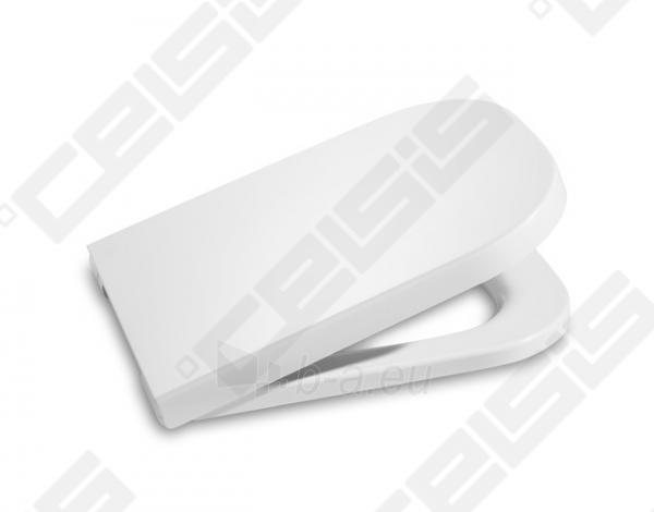 Tualete dangtis ROCA Gap Soft Close Paveikslėlis 1 iš 2 270713001143