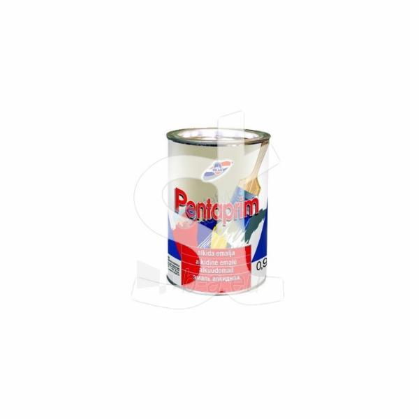Universalus alkyd enamel Pentaprim 0.9 l Balta Paveikslėlis 1 iš 1 236520000875