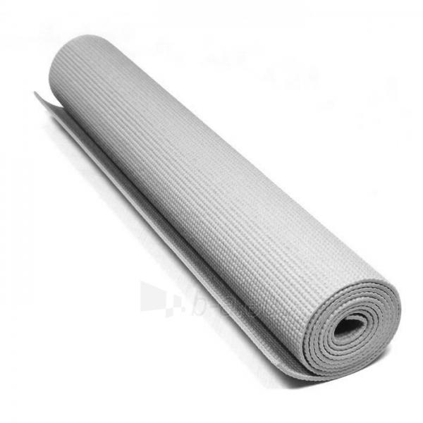 Universalus kilimėlis inSPORTline, pilkas Paveikslėlis 1 iš 5 250620500024