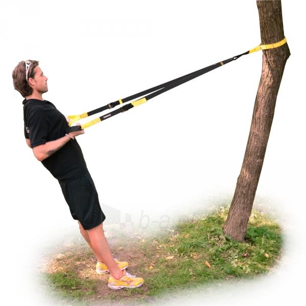 Universalus kūno stiprintuvas inSPORTline MultiTrainer Paveikslėlis 2 iš 15 250575000183